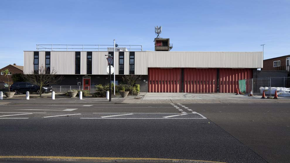 Bexley fire station