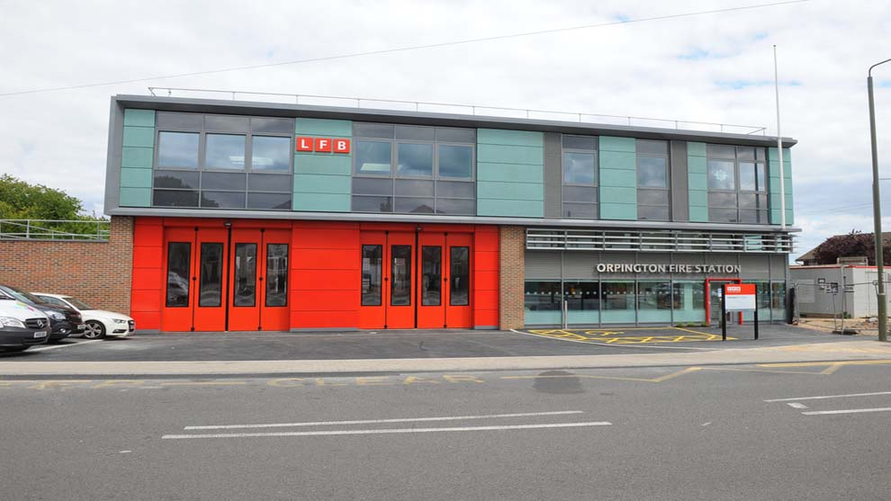 Orpington Fire Station