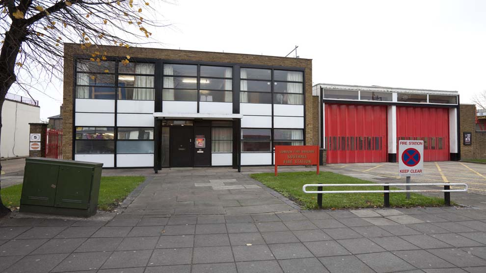 Southall-Fire Station