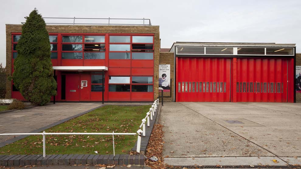 Enfield-Fire Station