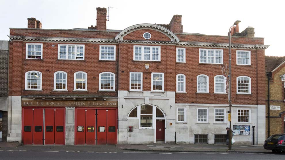 Eltham-Fire Station