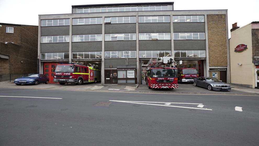 Greenwich-Fire Station