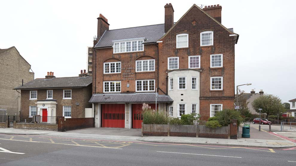 Lee Green-Fire Station