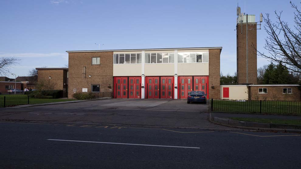 Chingford-Fire Station