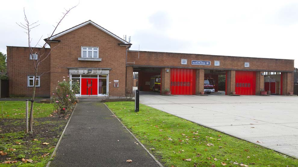 Sutton- Fire station