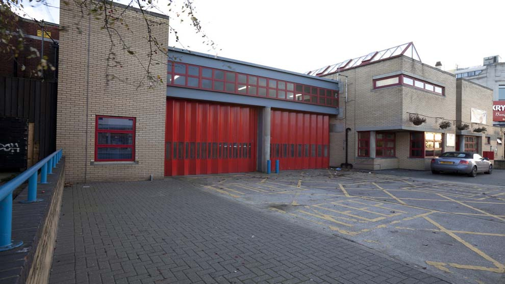 Illford- Fire station