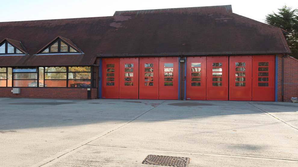 Woodford- Fire station
