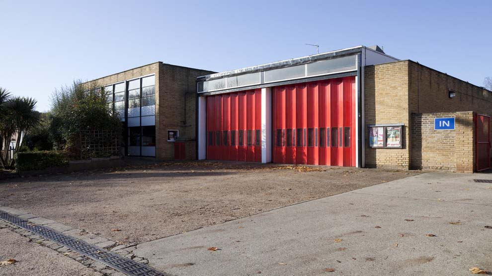 Ruislip - Fire station