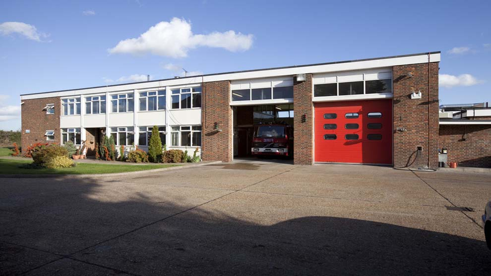 Wennington - Fire station