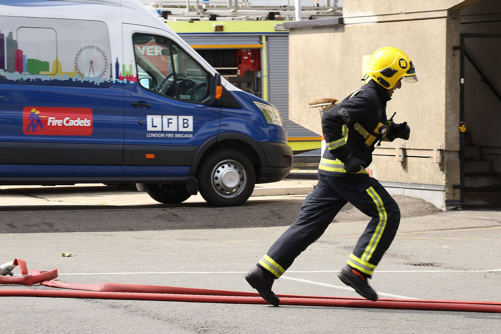 Fire Cadets | London Fire Brigade