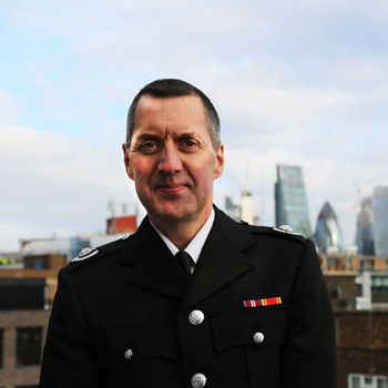 Borough Commander Gary Squires