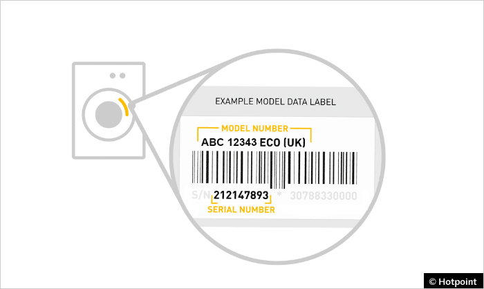 whirlpool manufacture date in serial number