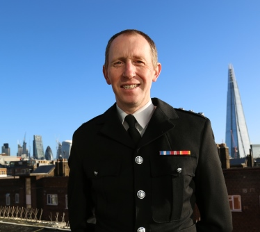 Borough Commander John Snelgrove