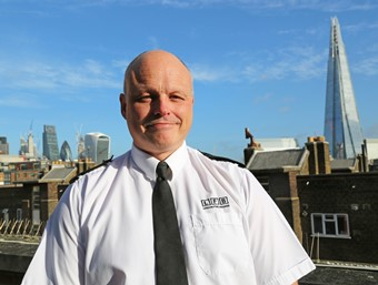 Borough Commander Andy Cane