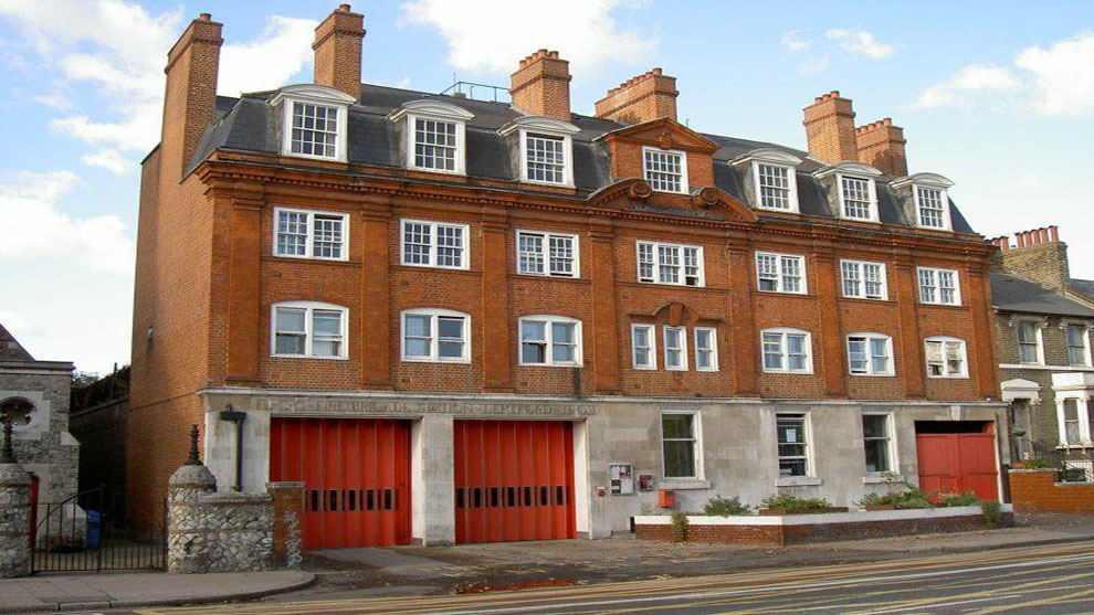 Deptford Fire Station
