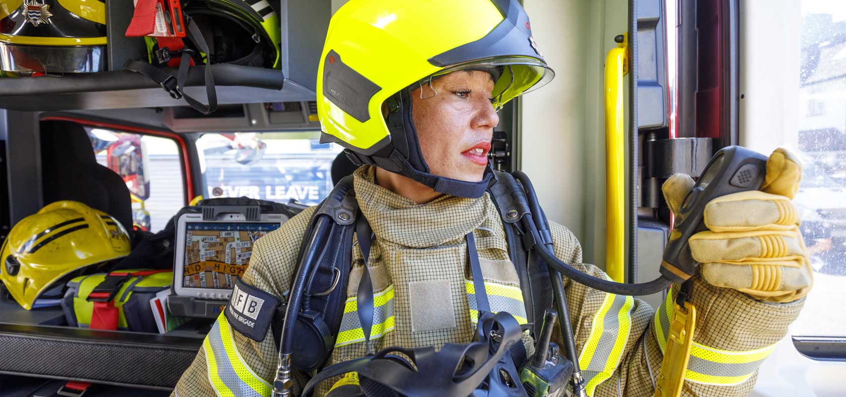 Fitness tests | London Fire Brigade